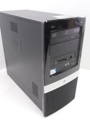 ПК HP Core 2 Duo Q8200 2.3 MHz / 4GB ddr3 / radeon x1550