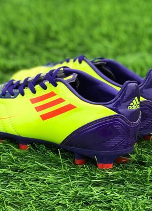 Бутсы Adidas F10 TRX FG  33р.Бутси не niki.Бутци