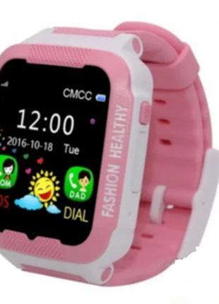Детские часы-телефон с GPS трекером Aiaang K3