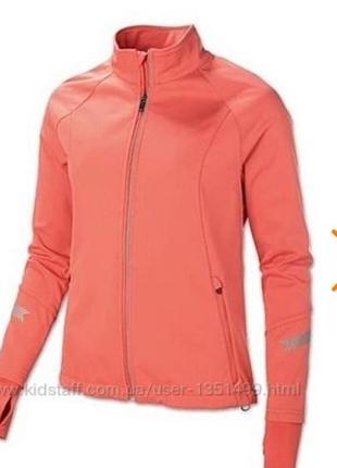 Куртка- ветровка для бега и спорта softshell