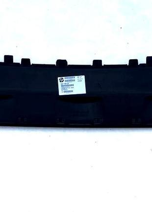 Нижняя часть бампера Jeep Cherokee KL 14-18 (Под два выхлопа)