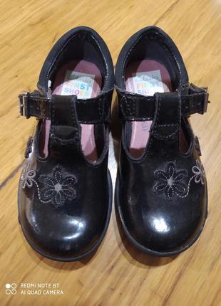 Фирменные туфли стелька 14 см