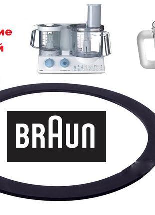 Уплотнение резинка 67000497 чаши Braun комбайн Браун К700 750 320