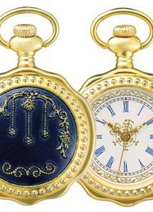 Коллекционные карманные часы №017 - Часы Изящество - часы