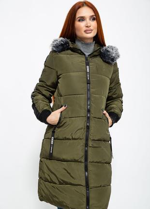 Куртка женская цвета хаки