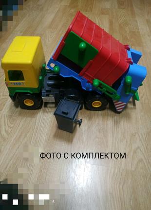 Детский мусоровоз