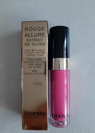 Помада блеск для губ chanel rouge allure