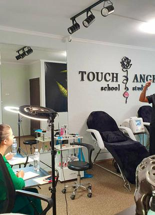 Перманентный макияж обучение,школа татуажа, курсы по татуажу Киев