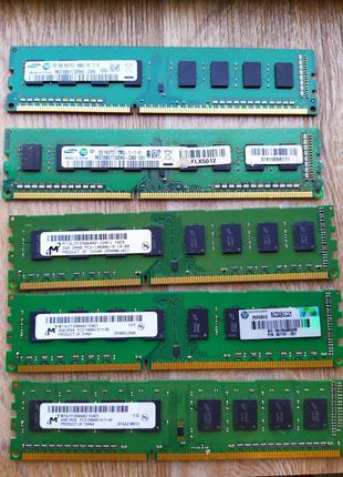Память DDR3 8Gb- 4Gb-2Gb Dimm/So-Dimm ОЗУ (Оптом)