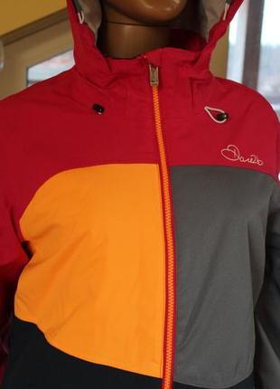 Женская лыжная спортивная куртка dare2b inderstruct
