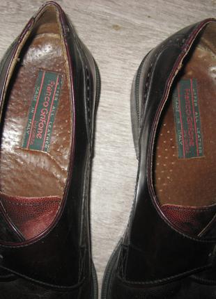 Туфли Franco Grifone, р. 42, б/у, Италия