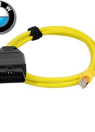 Сканер. BMW E-NET (Enet) Кабель для кодирования F и G серий