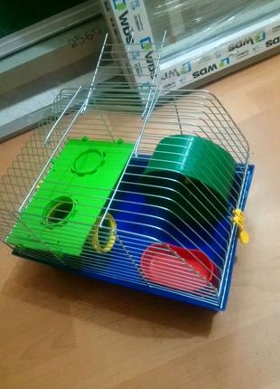 Клетка для грызунов(хомяка)