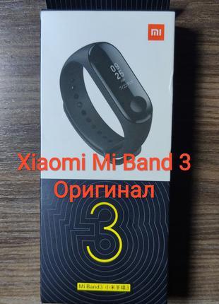 Xiaomi Mi Band 3 Global Version Original. Фитнес-браслет бенд ...