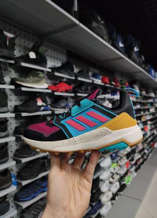 Оригинальные кроссовки Adidas Terrex Trailmaker Blue FU7248