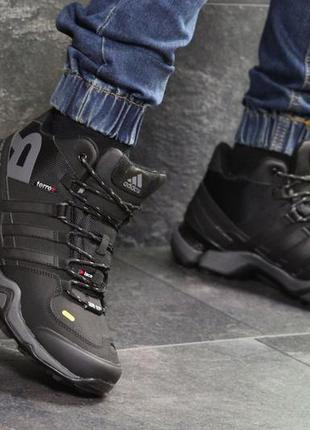Зимние мужские кроссовки adidas terrex