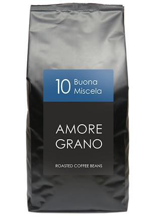 Кофе Amore Grano Buona Miscela (1 кг), зерно