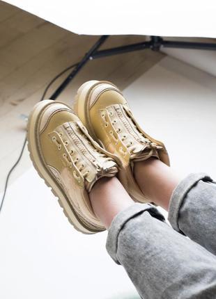 Стильные женские кроссовки puma x fenty zipped sneaker boots