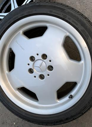 """Оригинальные диски """"Mercedes""""  265/35 R18 AMG"""