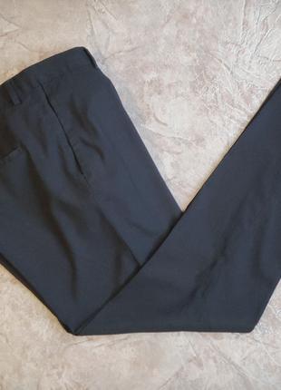 Мужские брюки зауженного кроя H&M