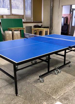Теннисный стол «феникс» master sport, стол для тенниса, тенісний