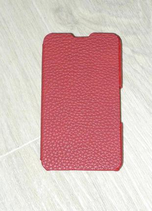 Чехол Avatti для Sony E2115 E4 красный 0115