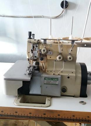 ЯМАТО швейна машинка оверлок