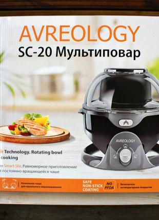 Мультиповар (мультиварка) Avreology SC-20