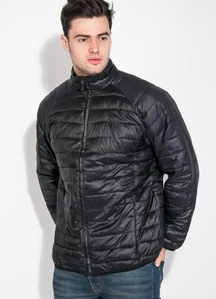 Куртка мужская осень-весна 0008627 черный