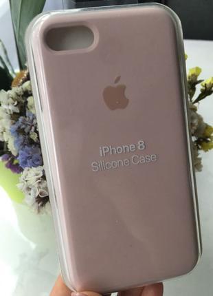 Чехол apple silicone case для iphone 7/8