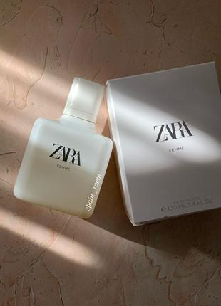 Духи zara femme/парфуми/туалетна вода/туалетная вода/парфюм