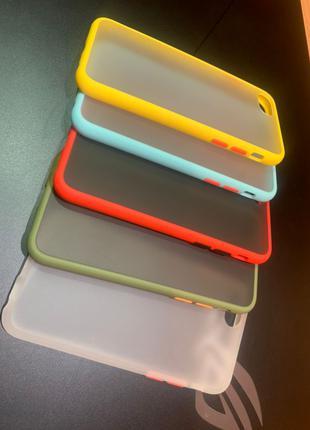Чехол, Бампер на айфон iPhone 7,8