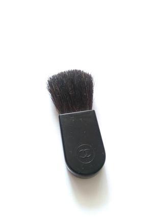 Кисточка натуральная для макияжа chanel