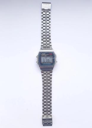 Часы Электронные Монтана серебристые