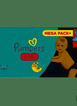 Трусики Pampers Active Baby