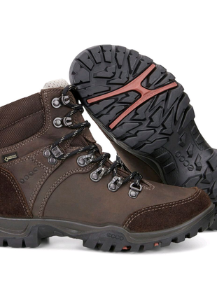 Трекинговые ботинки ECCO  xpedition, оригинал. Gore-Tex 37р