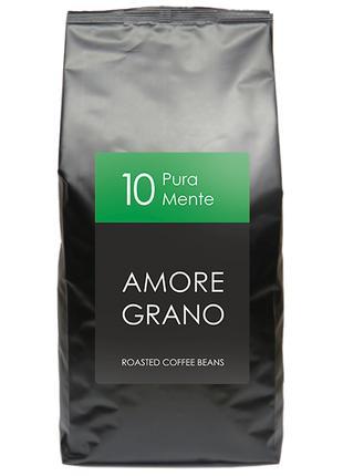 Кофе Amore Grano Pura Mente (1 кг), зерно