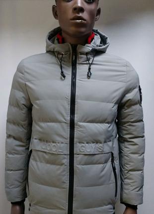 Курточка мужская демисезонная
