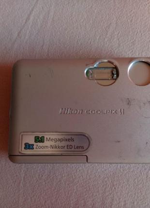 Продам фотокамеру фотоаппарат с функцией записи видео Nikon Co...