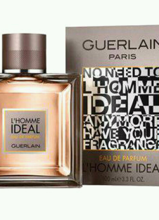 Guerlain L`homme Ideal 100ml Мужской парфюм