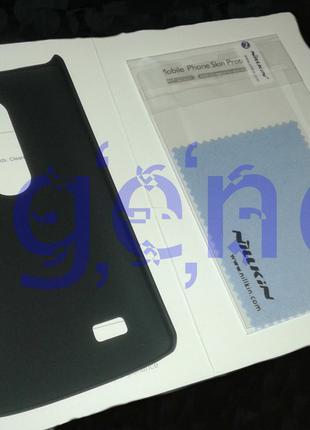 Бампер LG Leon Y50 H324 Чехол накладка Nillkin новый пленка полик