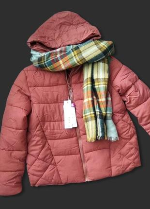 Куртка демисезон, осенняя, весенняя