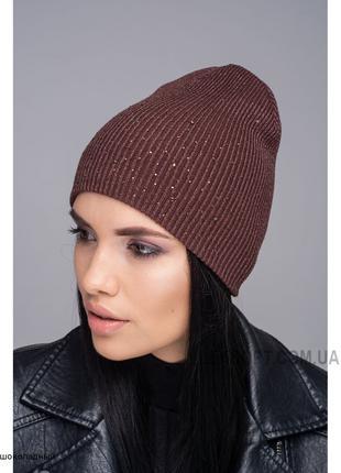Вязаная шапка Лиона