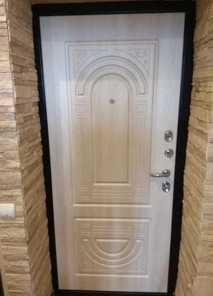 Установка и сборка дверей входных, межкомнатных. Обшивка МДФ
