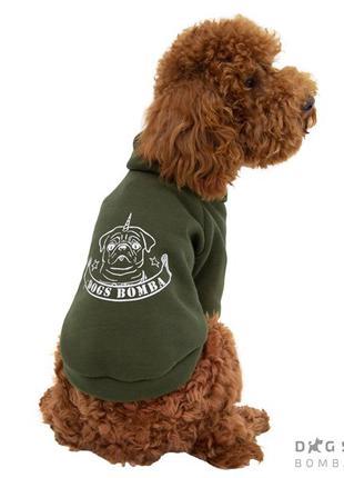 Одежда для собак Толстовка единорог