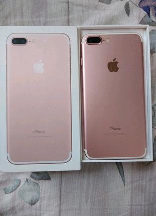 Продам iPhone 7+ 128 Гб