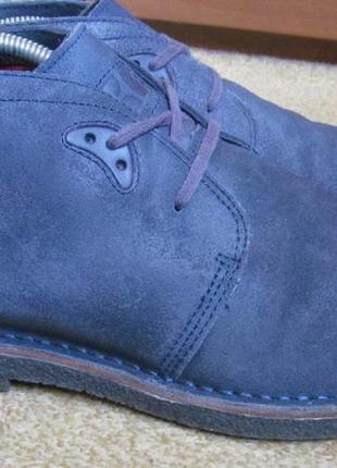 Ботинки hugo boss р.45. оригинал