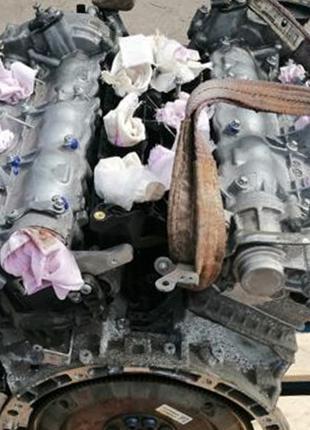 Разборка Mercedes E class (W212) 2011, двигатель 3.5 M276.952