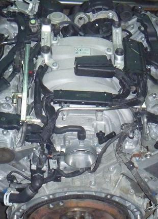 Разборка Mercedes ML (W164) 2007, двигатель 3.5 M272.967