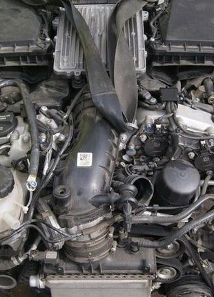 Разборка Mercedes ML (W166) 2012, двигатель 3.5 M276.955.